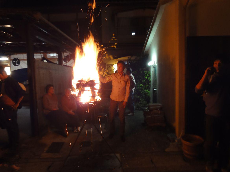20161022 festival feu kurama 05