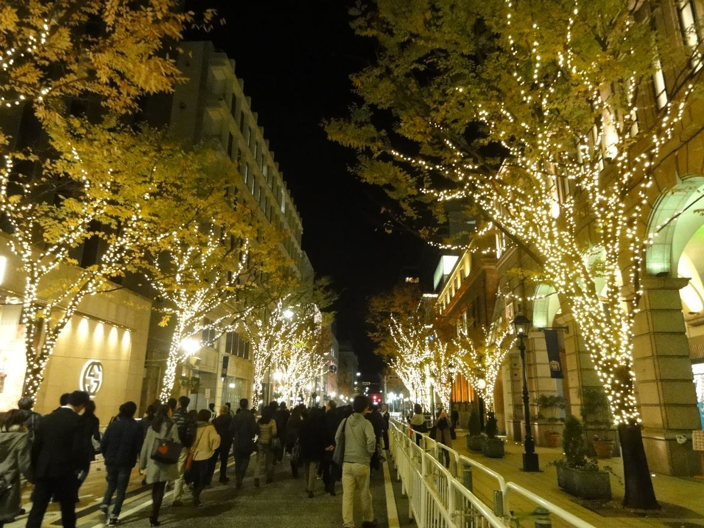 20161202 Kobe Illuminations 04