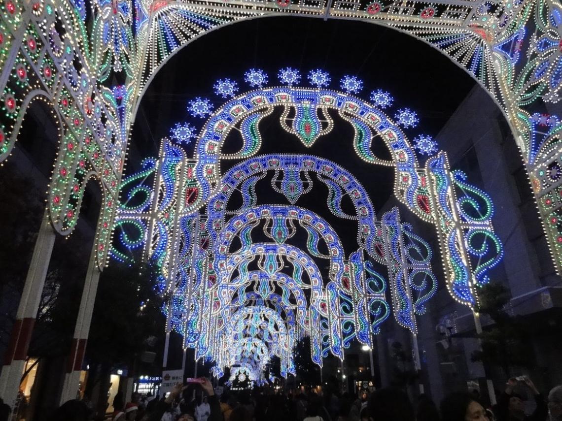 20161202 Kobe Illuminations 07