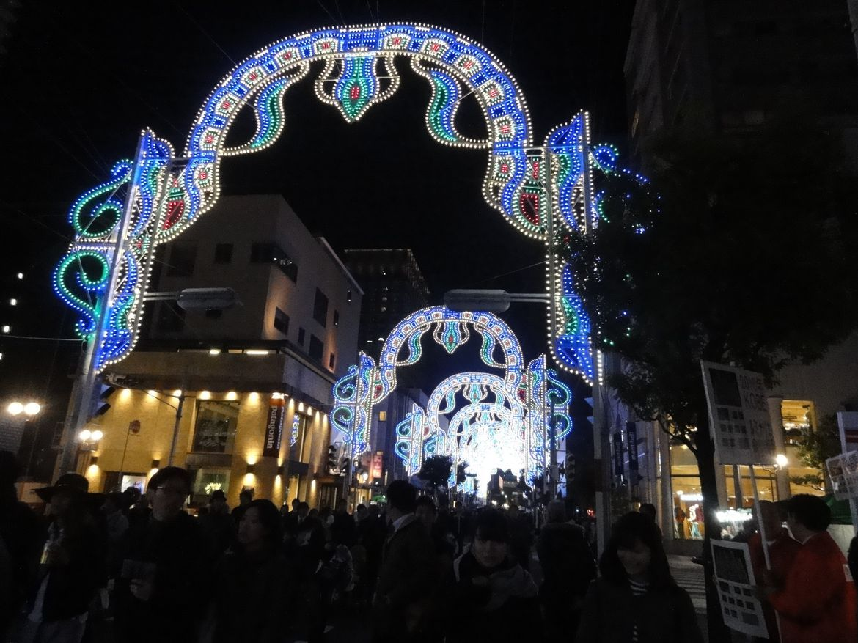 20161202 Kobe Illuminations 09