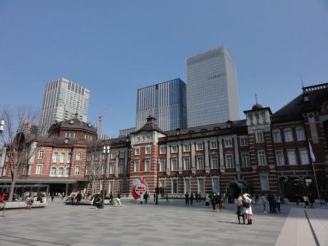 2020 03 01 Tokyo Gare