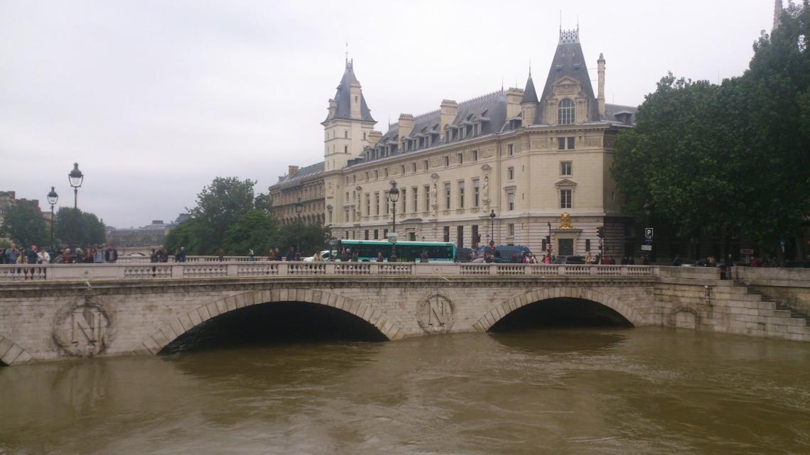 paris inonde