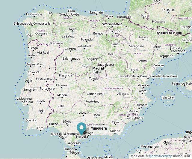 201509 Carte Yunquera