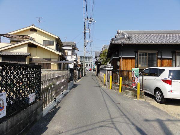 Quartier de Shijonawate