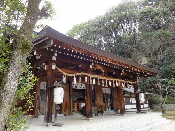 Temple à Shijonawate