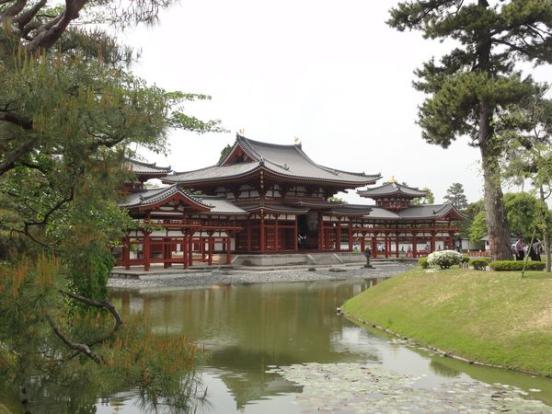 Temple Byodo-in à Uji, près de Kyoto
