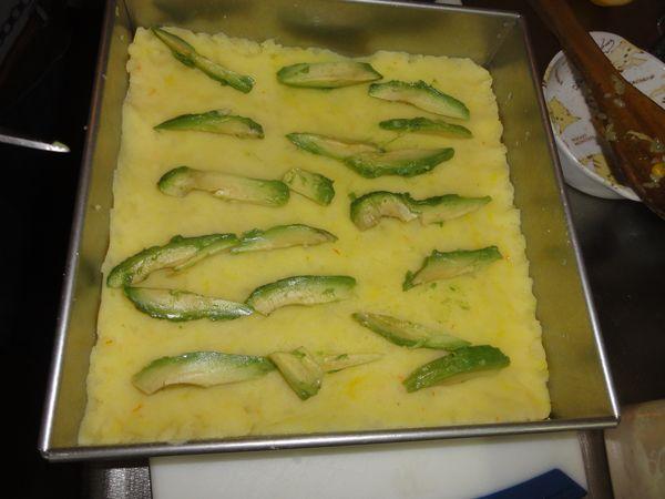 Plat péruvien préparé au Japon