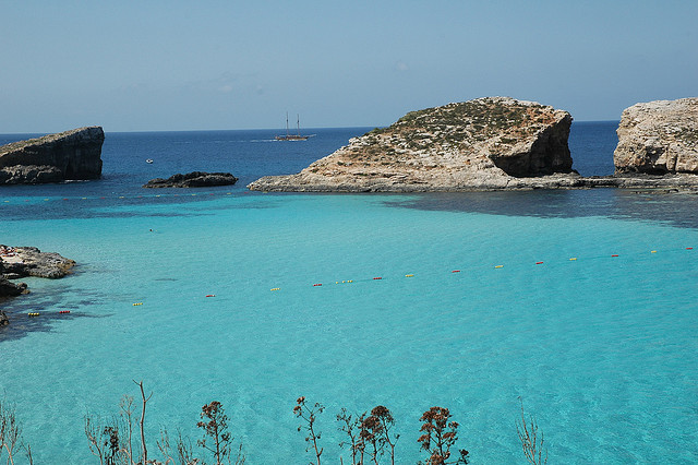 Crique de rêve à Malte