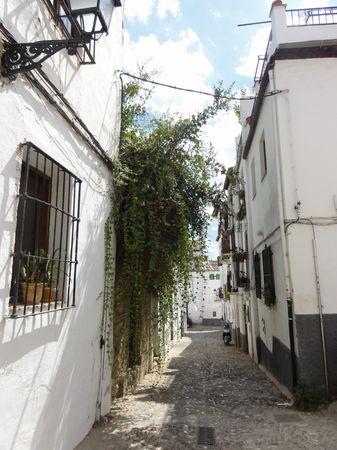 Petite rue dans l'Albaicin