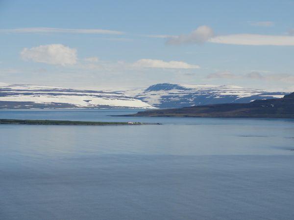 Isafjordur en Islande