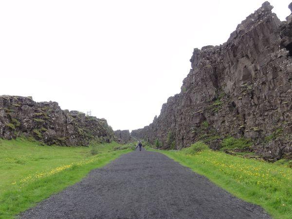 Pingvellir en Islande