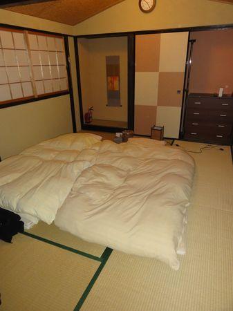 Chambre d'une maison traditionnelle, Kyoto