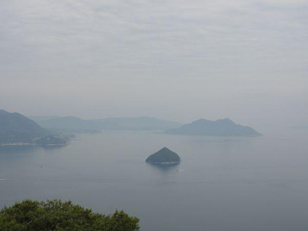 Ilets dans la baie de Miyajima