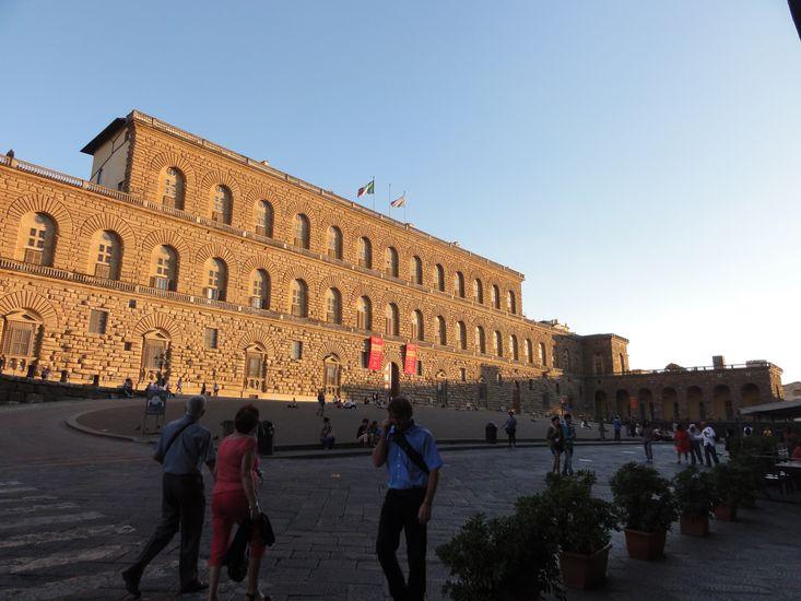 Palazzo Pitti, Florence
